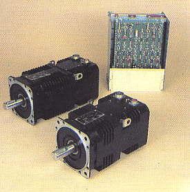 Двигатели постоянного тока и преобразователи
